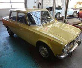 ALFA ROMEO GIULIA UIT 01-01-1974 AANGEBODEN DOOR JOOP STOLZE CLASSIC CARS