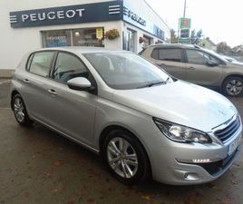 PEUGEOT 308 ACTIVE 1.6 BLUE HDI 100 4D FOR SALE IN TIPPERARY FOR €15,900 ON DONEDEAL