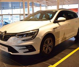 RENAULT NEW MEGANE SPORT TOURER ICONIC E-TECH PLUG-IN HYBRID 160 AUTO 1.6 5DR