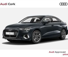 AUDI A3 A3 SALOON 2.0 30TDI 116BHP SE WITH COMFOR FOR SALE IN CORK FOR €39,227 ON DONEDEAL