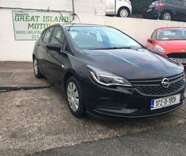 OPEL ASTRA E 1.6 CDTI 110PS 5DR FOR SALE IN CORK FOR €11,400 ON DONEDEAL