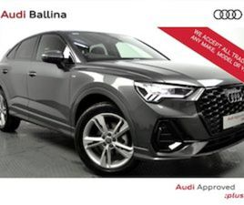 AUDI Q3 SPORTBACK 35TDI S-T S-LINE CHOICE OF COLO FOR SALE IN MAYO FOR €49524 ON DONEDEAL