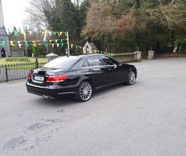 MERCEDES BENZ E200 CDI BE AUTO SPORT = HUGE SPEC FOR SALE IN GALWAY FOR €16,450 ON DONEDEA