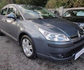 2007 CITROEN C4 1.4 NEW NCT FOR SALE IN DUBLIN FOR €1950 ON DONEDEAL