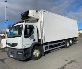 2013 RENAULT PREMIUM 380 6X2 FRIDGE + TAIL LIFT FOR SALE IN ARMAGH FOR €1 ON DONEDEAL