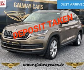 ☘️17 SKODA KODIAQ STYLE 2.0 TDI 4X4 DSG (190 BHP) FOR SALE IN GALWAY FOR €28950 ON DONEDEA