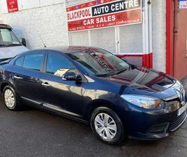 RENAULT FLUENCE, 2013 FOR SALE IN CORK FOR €3,500 ON DONEDEAL