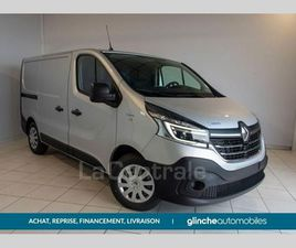 III (2) FOURGON GRAND CONFORT L1H1 1200 DCI 120 2PL