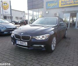 320D EFF.DYNAMICS LUXURY LINE