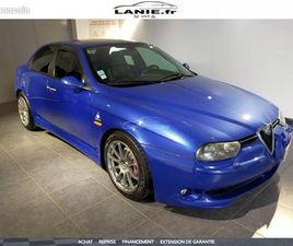 ALFA ROMEO 156 3.2 V6 GTA