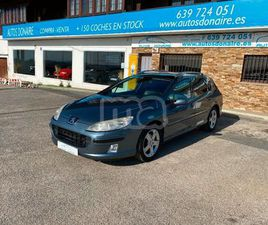 PEUGEOT - 407 SW ST SPORT PACK 2.0 HDI 136