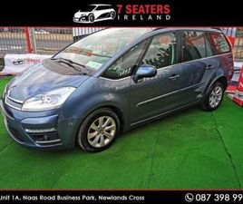 CITROEN GRAND C4 PICASSO LOW MILEAGE NEW NCT PR FOR SALE IN DUBLIN FOR €6,900 ON DONEDEAL