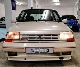 RENAULT 5 GT TURBO A GASOLINA NA AUTO COMPRA E VENDA