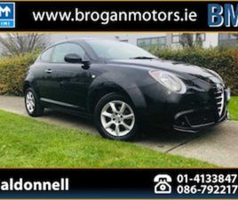 ALFA ROMEO MITO, 2015 1.4 8V PETROL*AS NEW* FOR SALE IN DUBLIN FOR €10995 ON DONEDEAL