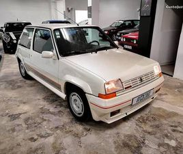 RENAULT 5 GT TURBO - 86