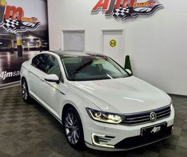 2018 VOLKSWAGEN PASSAT 1.4 TSI GTE ADVANCE 4DR DSG FOR SALE IN TYRONE FOR £19,850 ON DONED
