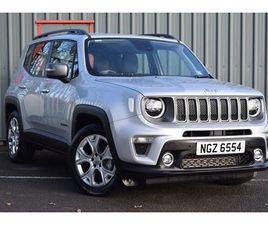 JEEP RENEGADE 1.6 MULTIJET LIMITED 5DR DDCT