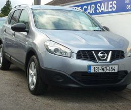NISSAN QASHQAI +2 -NCT 03/23 FOR SALE IN WICKLOW FOR €7,500 ON DONEDEAL