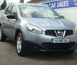 NISSAN QASHQAI +2 -NCT 03/23 GREAT VALUE FOR SALE IN WICKLOW FOR €7945 ON DONEDEAL