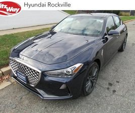 2019 GENESIS G70 ADVANCED