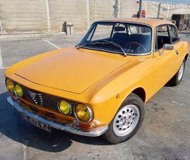 ALFA ROMEO GT 2000 VELOCE BERTONE