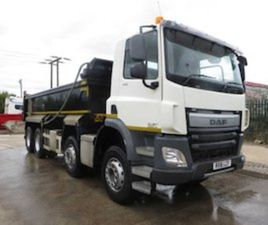 2016 (16) DAF CF440 8X4 STEEL TIPPER FOR SALE IN ARMAGH FOR € ON DONEDEAL