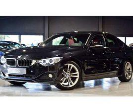 BMW 418 4 GRAN COUPE * 1STE EIGENAAR * SPORT* LEDER *
