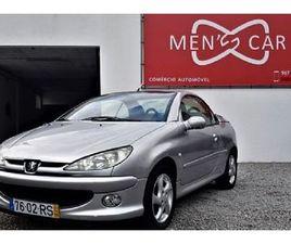 PEUGEOT 206 CC A GASOLINA NA AUTO COMPRA E VENDA