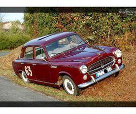 PEUGEOT 403 8CV - 1963