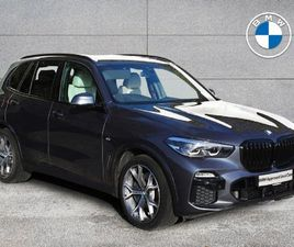 BMW X5 X5 XDRIVE30D M SPORT FOR SALE IN CORK FOR €96,400 ON DONEDEAL