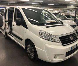 FIAT SCUDO COMBI M-JET (N1) *AUTOCARRO 2 / 5 POSTI