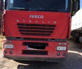 IVECO - STRALIS 480