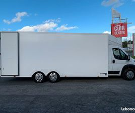 FIAT DUCATO CAISSE 30M3 MAXI 3.5 XL 2.3 MULTIJET 130 PACK PRO NAV