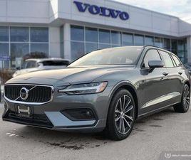 USED 2021 VOLVO V60 T6 MOMENTUM SAVE $2,700!