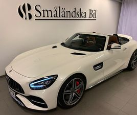 MERCEDES AMG GT BENZ C ROADSTER EXCLUSIVE LEATHER, AMG DYNAMIC PLUS EURO 6 2019, SPORTKUPÉ