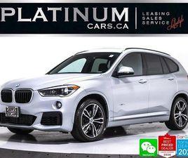 USED 2016 BMW X1 XDRIVE28I, NAV, M SPORT, HEATED, PREMIUM
