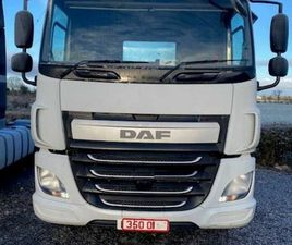 2014 DAF CF 440 FOR SALE IN ANTRIM FOR £10,250 ON DONEDEAL