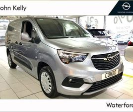 OPEL COMBO SPORTIVE L2 H1 1.5 100PS FOR SALE IN WATERFORD FOR €17,313 ON DONEDEAL
