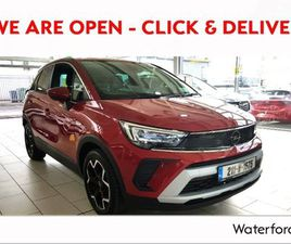 OPEL CROSSLAND X ELITE-1.2 83P FOR SALE IN WATERFORD FOR €28,475 ON DONEDEAL
