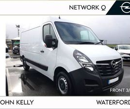 OPEL MOVANO L2H2 FWD 3.5T FOR SALE IN WATERFORD FOR €21,935 ON DONEDEAL