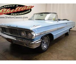 FOR SALE: 1964 FORD GALAXIE IN MOORESVILLE, NORTH CAROLINA