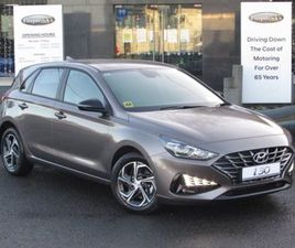 HYUNDAI I30 DELUXE 1.0 TURBO PETROL WITH 120 BHP FOR SALE IN OFFALY FOR €26,450 ON DONEDEA
