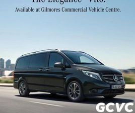 MERCEDES-BENZ VITO 2022 VITO EVOLVED ELEGANCE FOR SALE IN DUBLIN FOR €UNDEFINED ON DONEDEA