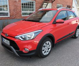 HYUNDAI I20 ACTIVE CROSS 1,0 T-GDI 100 HV 7-DCT W COMFORT