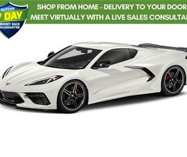 USED 2020 CHEVROLET CORVETTE STINGRAY