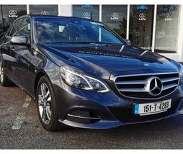 MERCEDES-BENZ E-CLASS SOLD E300 BLUETEC SE 4DR A FOR SALE IN WEXFORD FOR €19,945 ON DONEDE