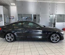 BMW 420 SPORT TAGLIANDATA BMW EURO6B