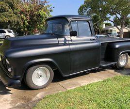 FOR SALE: 1956 CHEVROLET 3100 IN ORANGE, CALIFORNIA