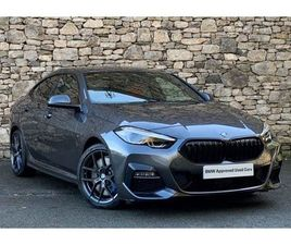 BMW 2 SERIES 220D M SPORT GRAN COUPE 2.0 4DR