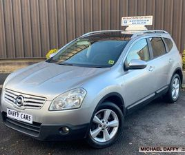 NISSAN QASHQAI +2, 2011 FOR SALE IN KERRY FOR €4,995 ON DONEDEAL